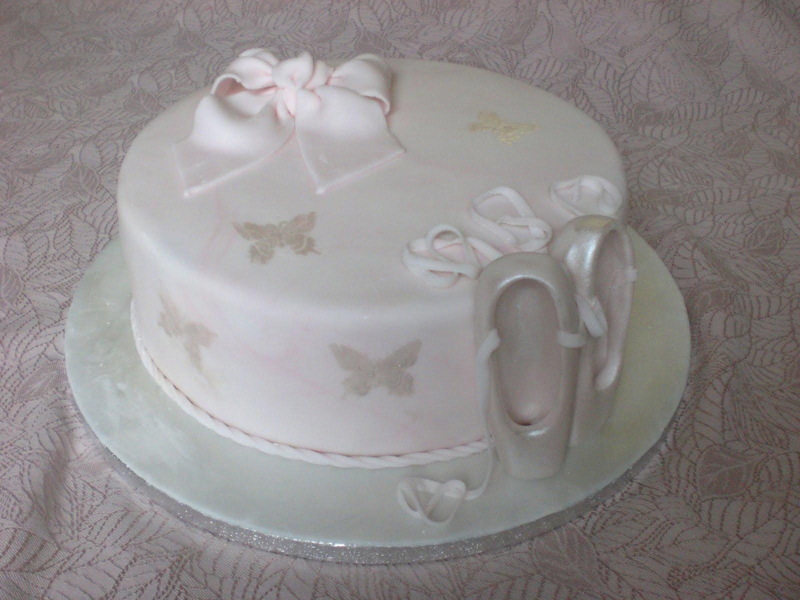 zum 18 f r eine ballerina christina 39 s catchy cakes. Black Bedroom Furniture Sets. Home Design Ideas