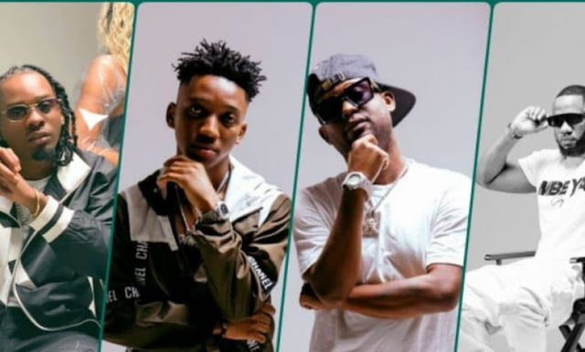 Ronze ft Mr blue, Young dee & Izzo business – Sawa [Remix]