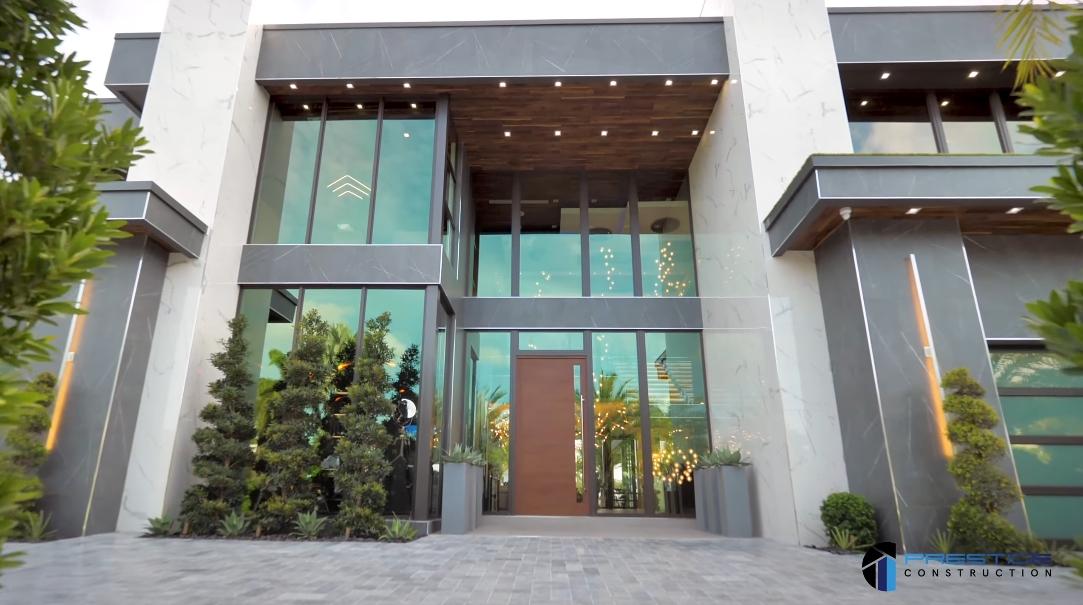 109 Interior Design Photos vs. 671 Middle River Dr, Fort Lauderdale, FL Ultra Luxury Mansion Tour