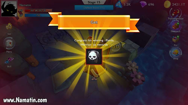 mod cos hero cheat android