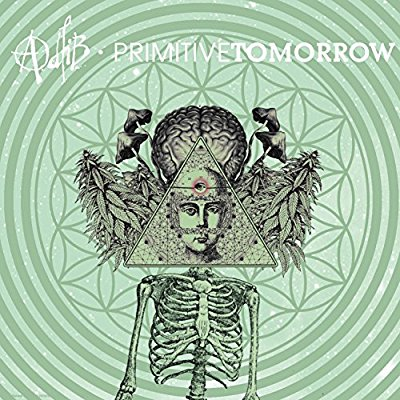 Adlib - Primitive Tomorrow - Album Download, Itunes Cover, Official Cover, Album CD Cover Art, Tracklist
