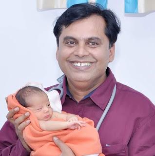 Dr. Ganesh Rakh, hero doctor, pune, free birth for girl baby,