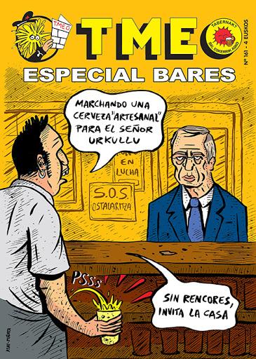 El TMEO 161: Especial bares.