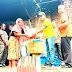 Suasana haru menyelimuti Keluarga Kalin di Nagari Lubuk Godang disaat menerima bantuan dari Anggota DPRD Kabupaten Pasaman dari Fraksi Partai PAN Yulisman.A.Ma.