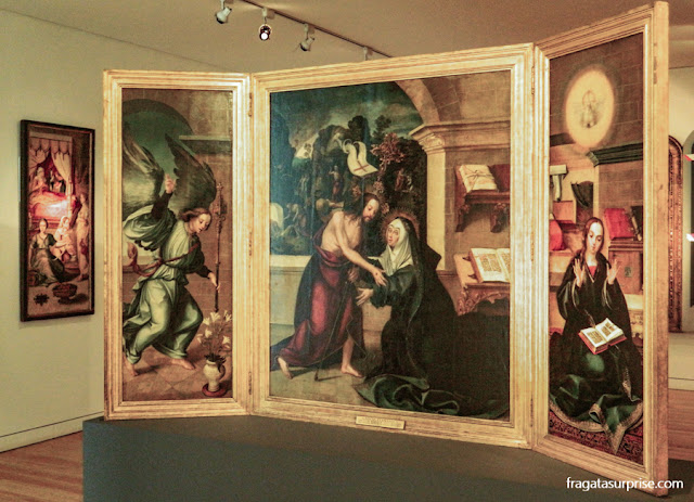 Pinturas sacras do acervo do Museu Nacional Machado de Castro, Coimbra