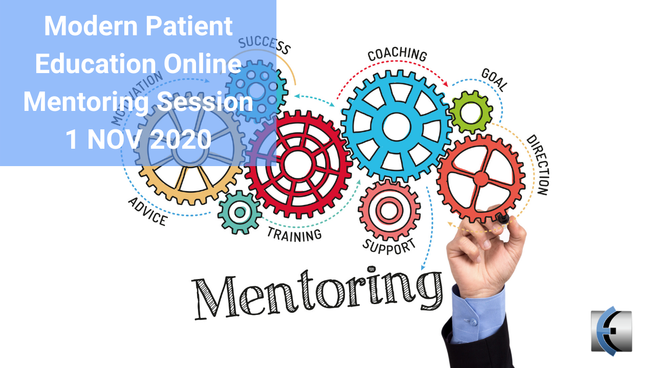 MPE - Online Mentoring Session 1 - Nov 2020 - modernmanualtherapy.com
