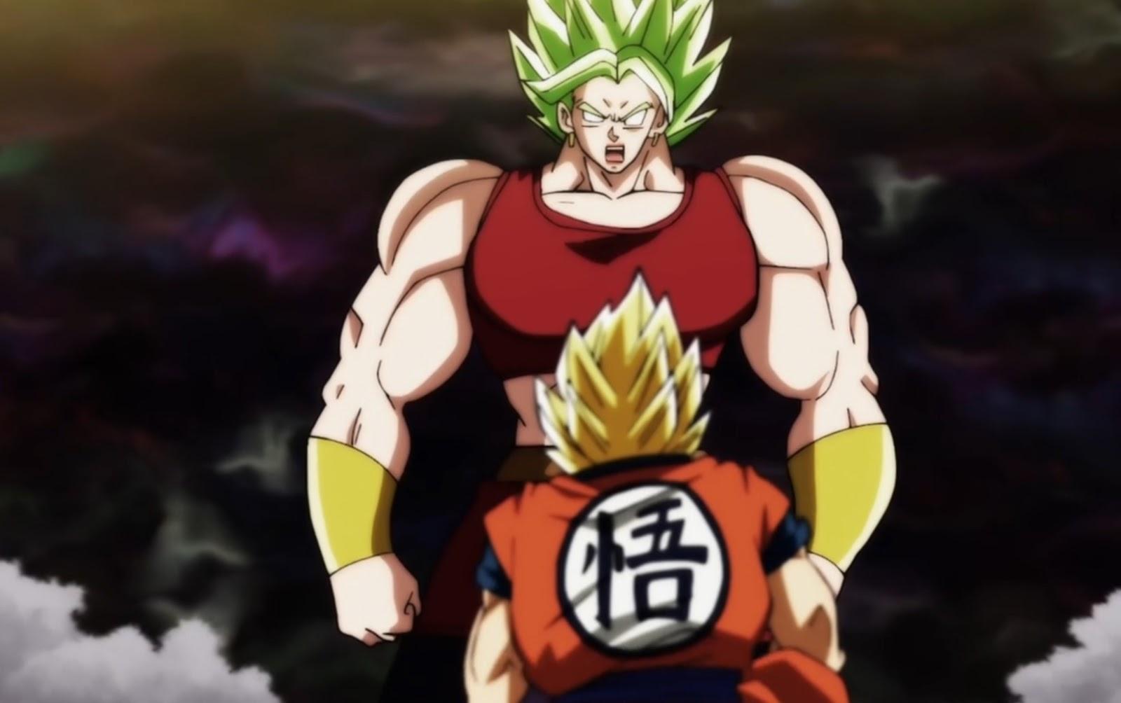 Dragon Ball Super: Episódio 100 – Fora de controle! Uma guerreira enlouquecida desperta!