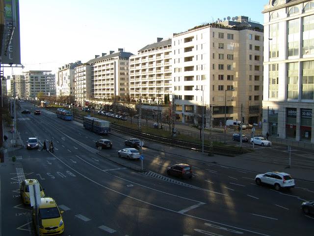 vedere de la Ibis styles budapest hotel