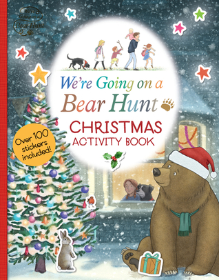 We're Going On A Bear Hunt Christmas Activity Book