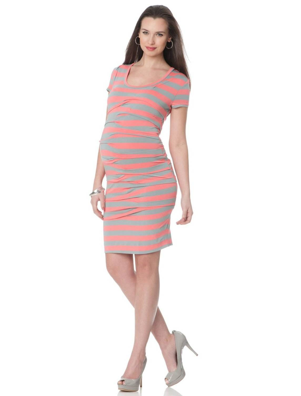 Vestidos Juveniles para Embarazadas ¡15 Bellos Diseños con Fotos ...
