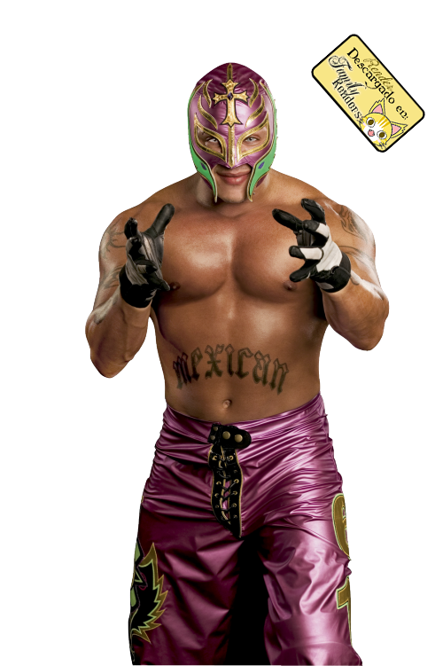 PNG-Rey Misterio