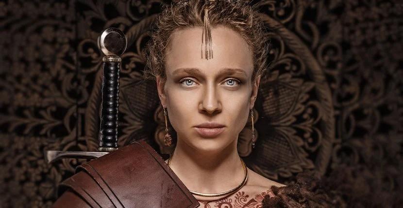 Otrera - Rainha Amazonas da Mitologia Grega