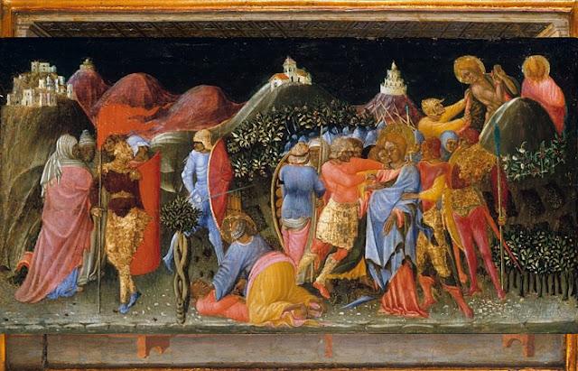 Traição de Cristo Bartolomeo di Tommaso