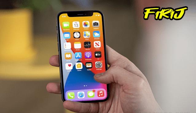 Test Apple iPhone 12 mini