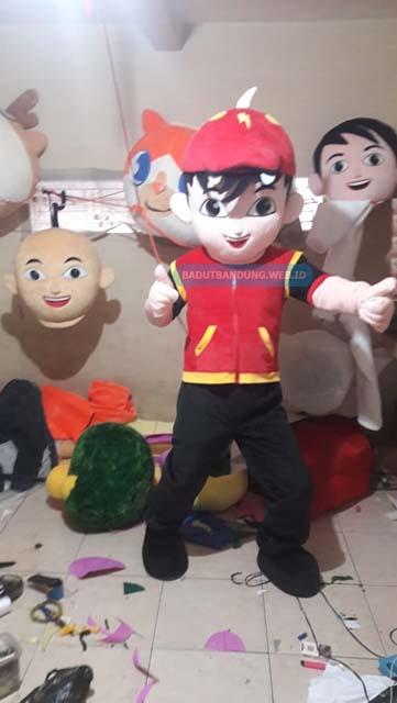Badut karakter boboiboy