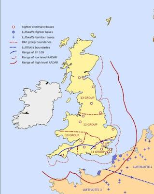 Segunda Guerra Mundial, Inglaterra, Mapeamento da Guerra, BlitzKrieg, Nazismo, Luftwaffe, Winston Churchil, RAF, Royal Air Force, Hawker Hurricanes, Supermarine Spitfires