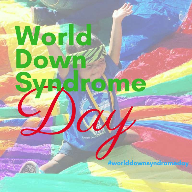 World Down Syndrome Day Wishes Sweet Images
