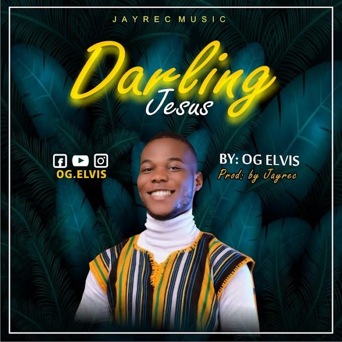 Og Elvis – Darling Jesus