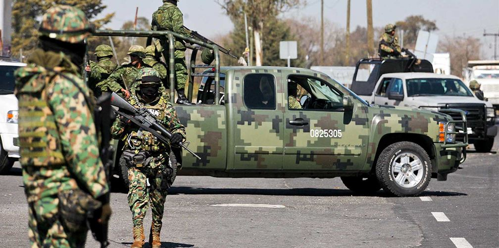PEMEX da cachetada al CDN surtirá directamente a Fuerzas Federales y Estatales en Nuevo Laredo para Operativos