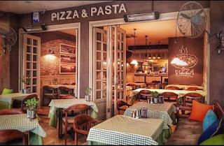 rosa del vento pizza pasta bornova izmir izmir de pizza yenecek yerler