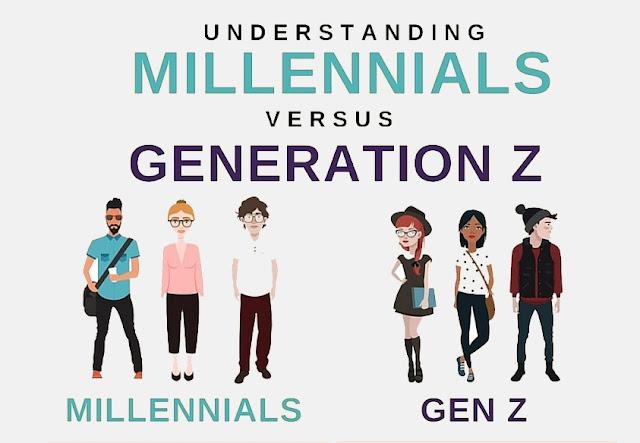 Mengenal 6 Perbedaan Generasi Milenial dan Generasi Z