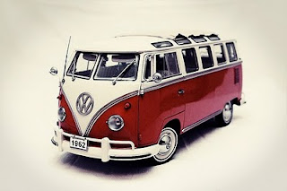 Volkswagen VW Samba Surfvan bus