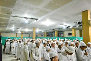 Peringatan Haul Habib Qasim Oleh Ittihad Bani Alawiyyin Pon Pes Dalwa