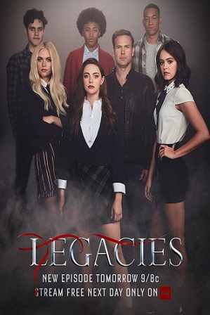 Watch Online Free Legacies Season 2 Download All Episodes 480p 720p HEVC