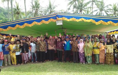 Bupati KLU Tutup Youth Camp Lombok