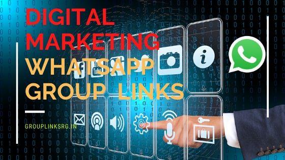 Whatsapp Group Links Digital Marketing 2020 - Join Now