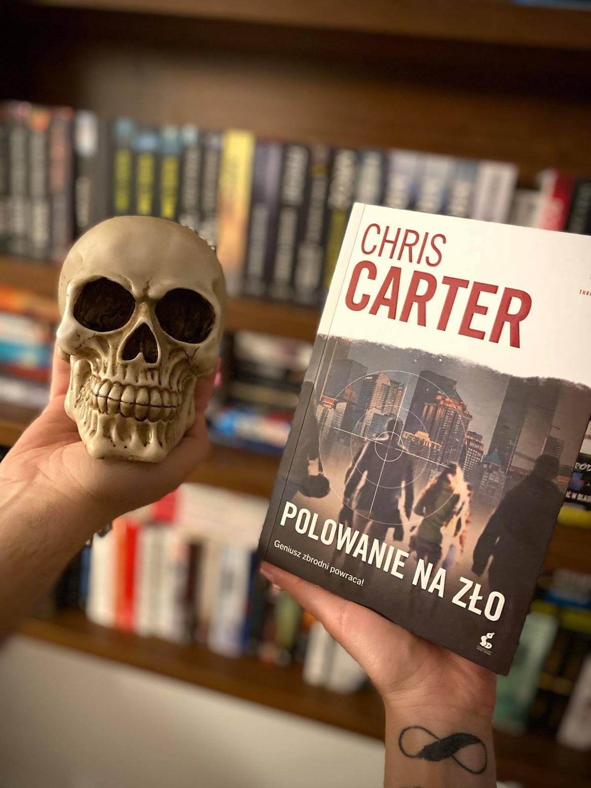 Chris Carter - Polowanie na zło