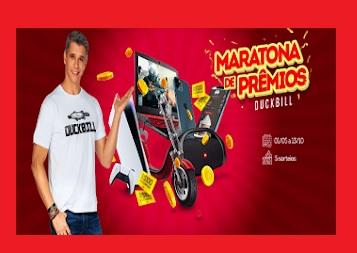 Promoção Maratona de Prêmios Duckbill