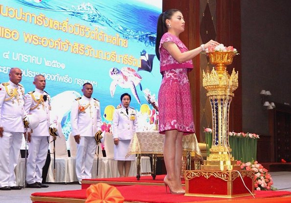 Princess Sirivannavari Nariratana is one of the most stylish royals on the fashion scene
