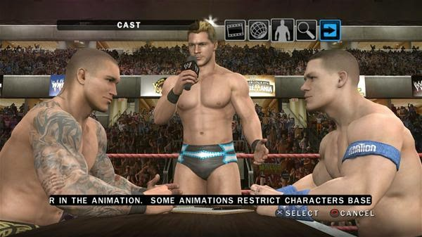 WWE Smackdown! Vs Raw 2010 PS2