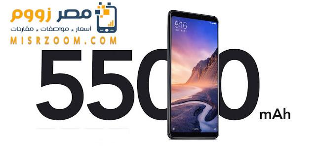 شاومي تطلق هاتفها العملاق Xiaomi Mi Max 3 رسمياً ببطارية عملاقة 5500 أمبير وشاشة كبيرة