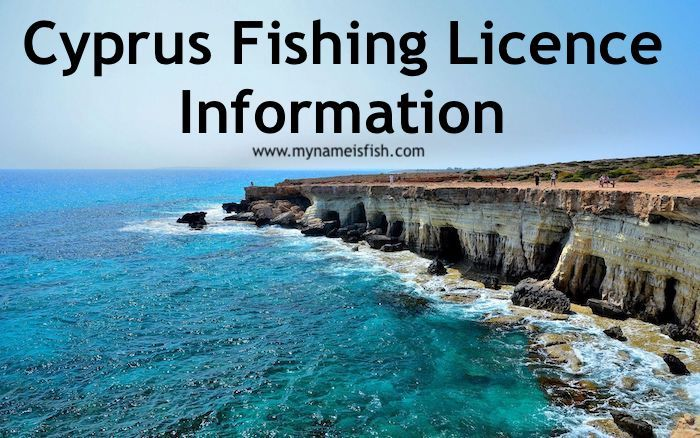 Cyprus Fishing Licenses in Reservoirs