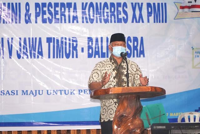 Bupati berharap Kongres XX PMII jadi momentum bangkit kembali