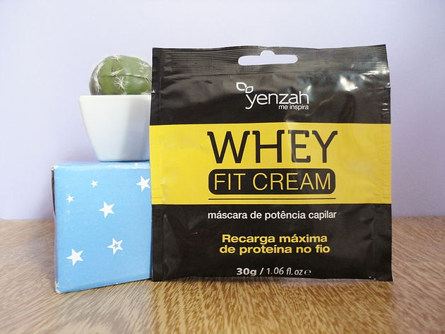 whey fit cream yenzah