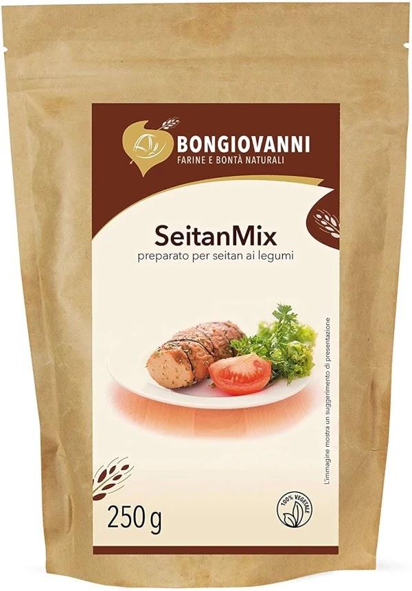 Seitan vegano