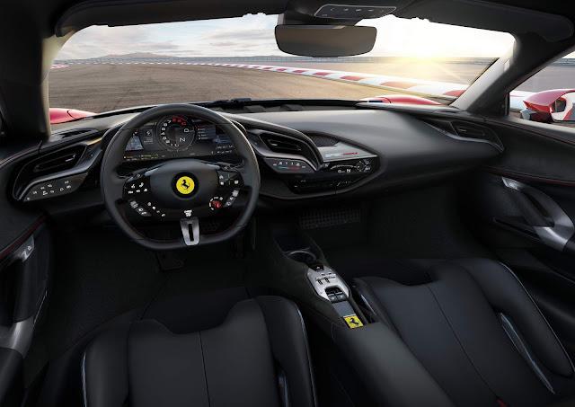 Ferrari SF90 Stradale híbrida
