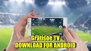 Download Gratisoe TV Aplikasi Streaming Bola Terbaik untuk Android