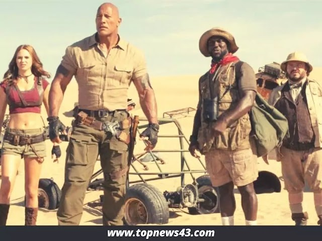Jumanji Movie 2020 Part 4 Is Already Being Planned