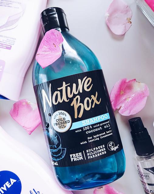 Nature Box - Seria z olejem kokosowym