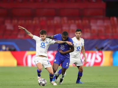 ملخص وهدف فوز بورتو القاتل علي تشيلسي (1-0) دوري ابطال اوروبا