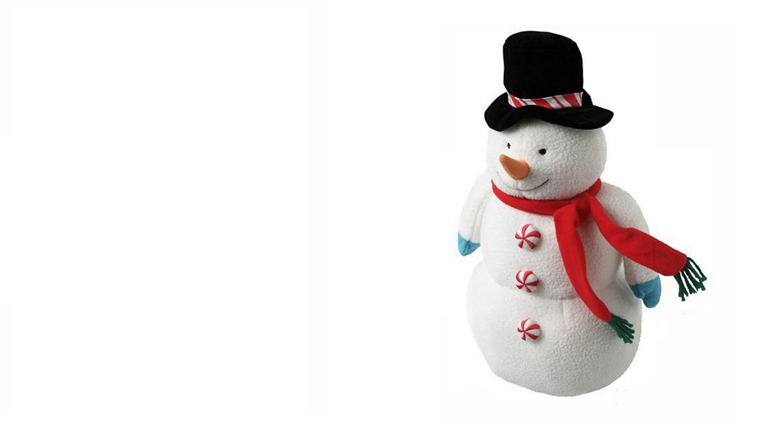 3D Snowman Decoration HD Wallpaper ~ The Wallpaper Database