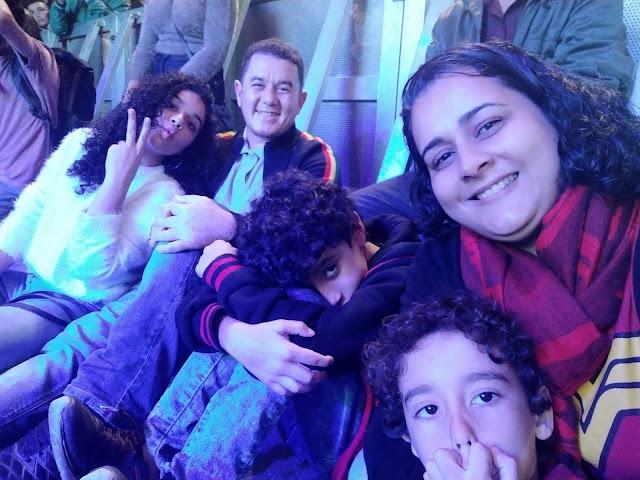 Familia Monalise Nogueira