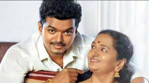 Vijay actor Biography mother