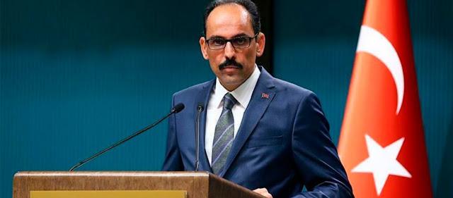 Καλίν: «Δεν θέλουμε πόλεμο με Αίγυπτο και Γαλλία»