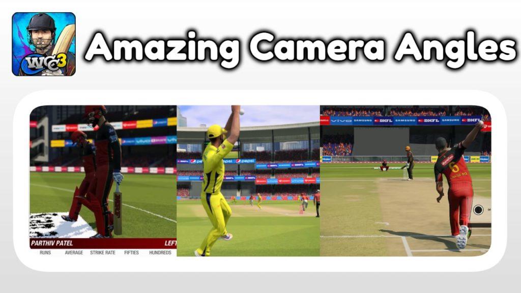Camera in wcc 3
