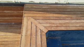 עבודות עץ למרפסת